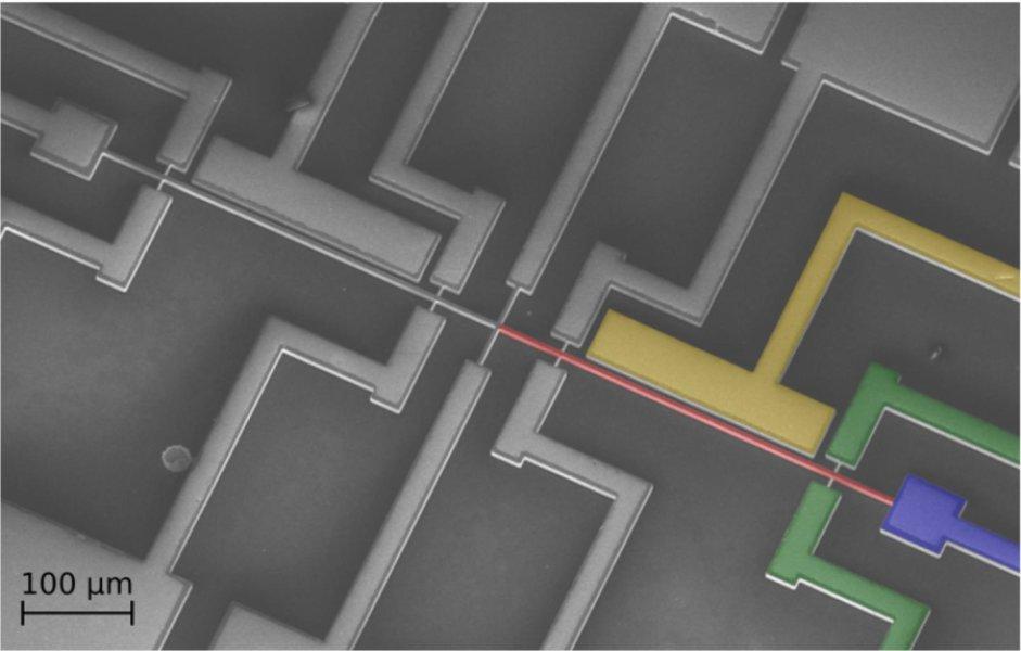 Микроэлектромеханическая нейронная сеть