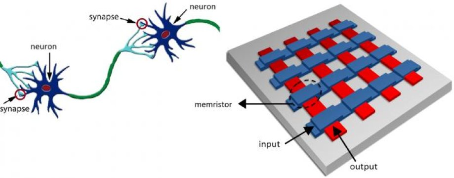 Мемристоры для электронного мозга