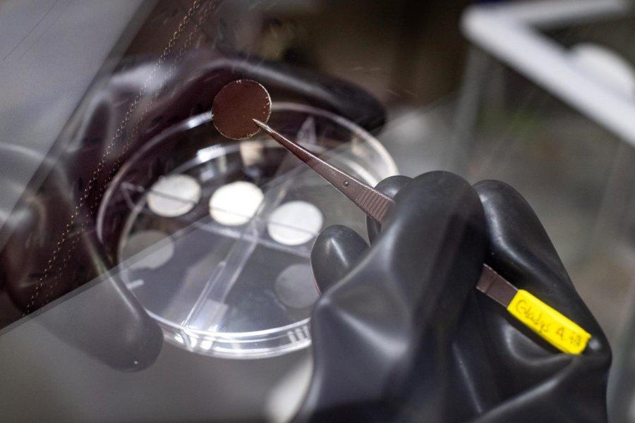 Батареи из нанотрубок
