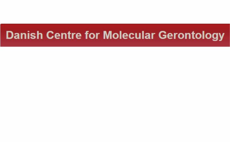 Danish Centre for Molecular Gerontology (DCMG)