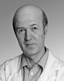 Теории старения: нейроэндокринная теория старения. На фото Дильман Владимир Михайлович