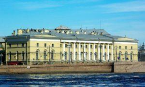 1832 год. Зоологический институт Российской академии наук