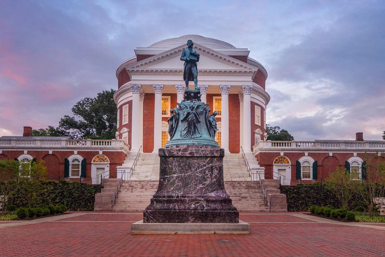 Университет Вирджинии, США