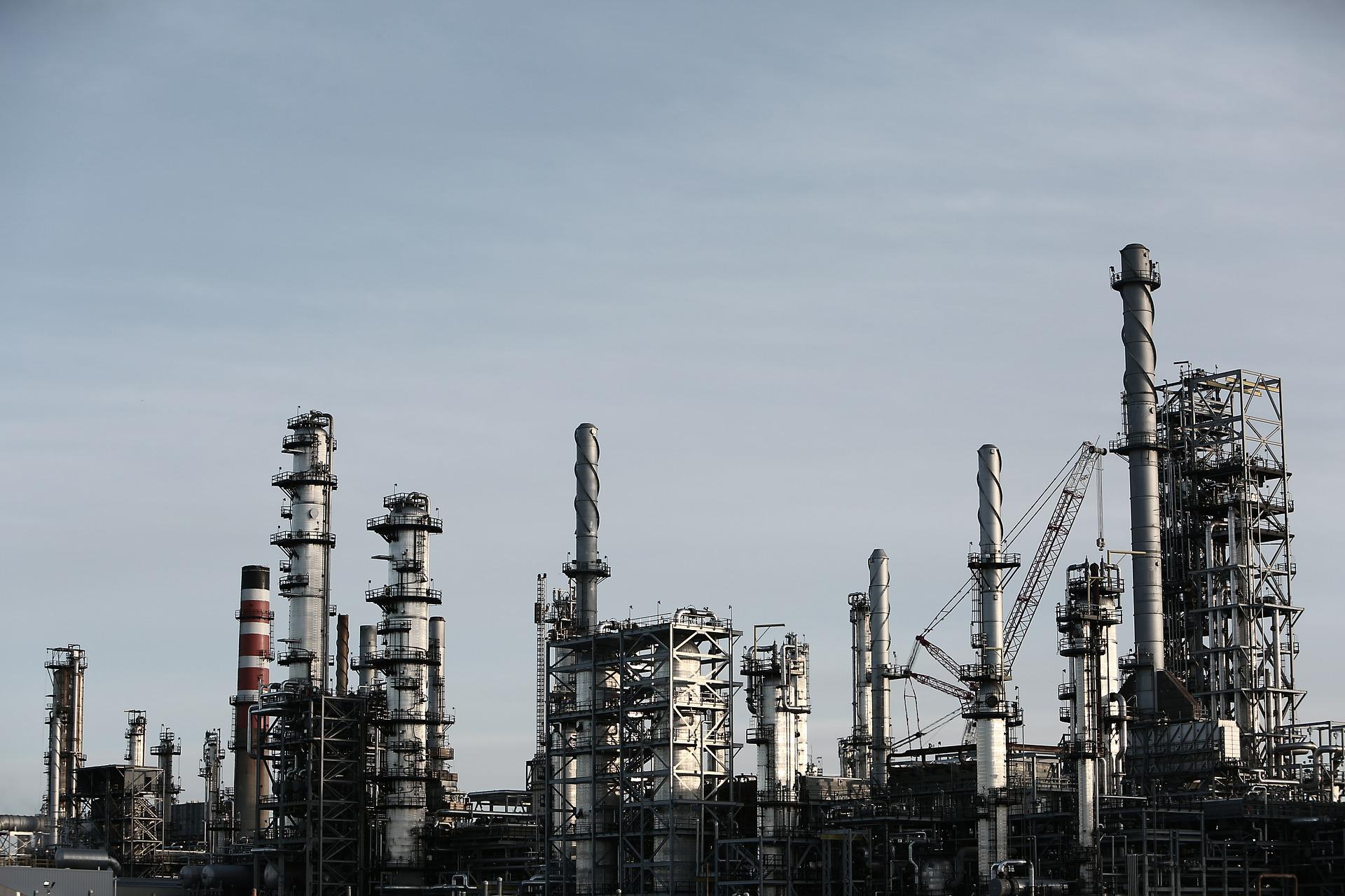 зелёная химия - химический завод