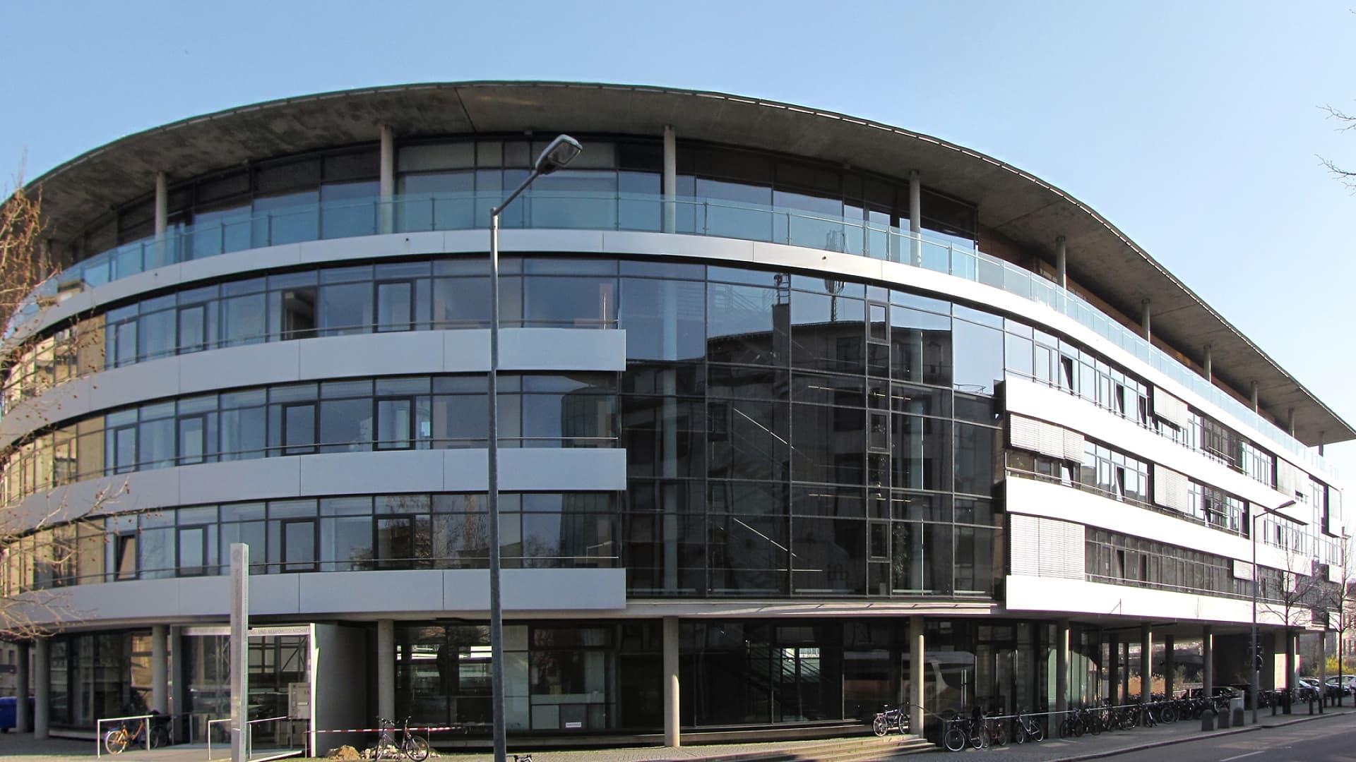 Инсульта - Институт человеческого познания и изучения мозга им. Макса Планка (MPI CBS - Max Planck Institute for Human Cognitive and Brain Sciences) в Лейпциге, Германия